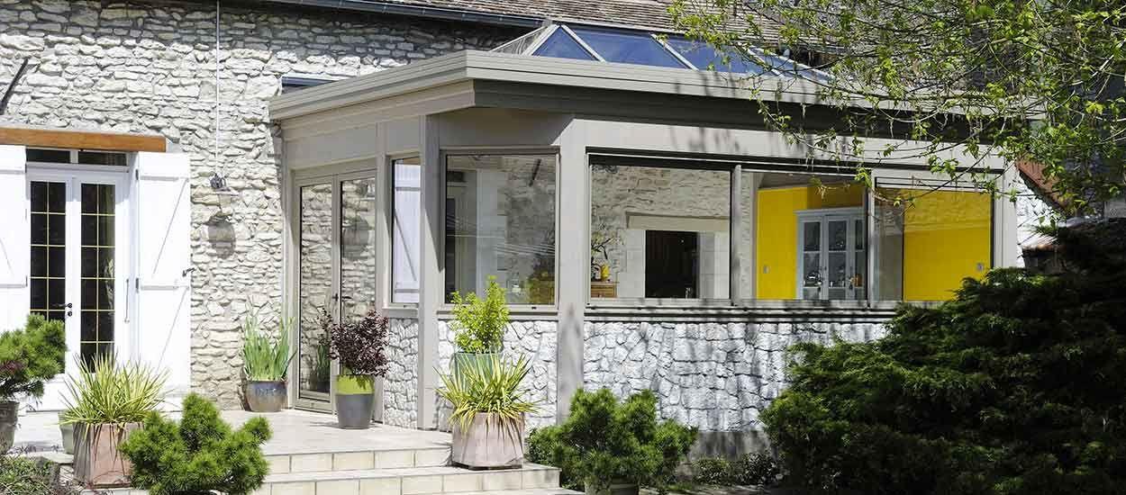Construisez une véranda bioclimatique et faites des économies de chauffage l'hiver
