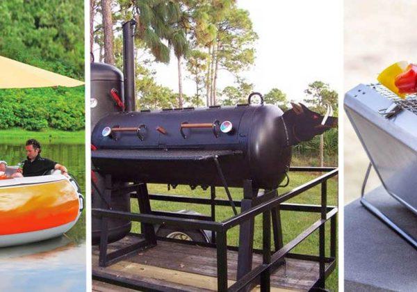 Top 14 Des Barbecues Les Plus Originaux Bbq Suspendu