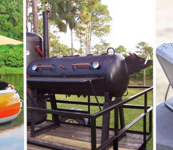 Le top 14 des barbecues les plus fous !