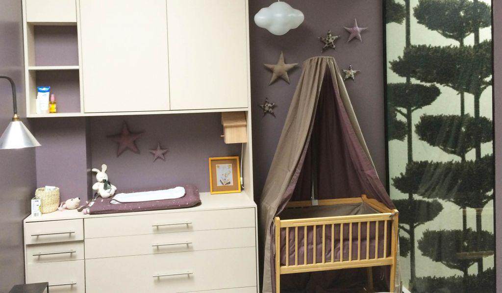 Berceau dans la chambre des parents : Comment aménager le ...