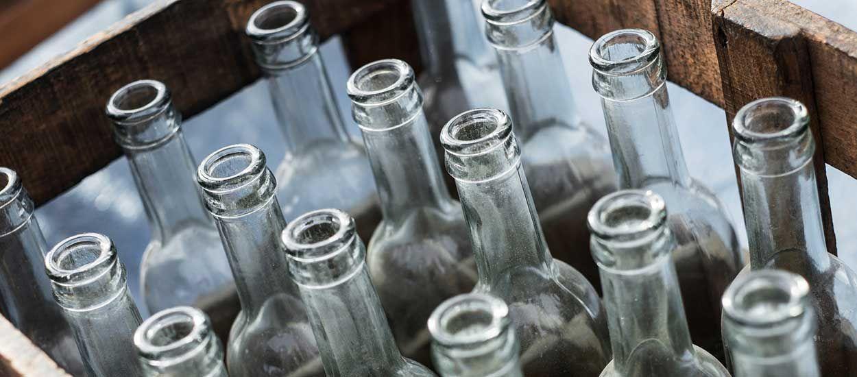 Le retour de la consigne du verre : prochaine étape pour favoriser le zéro déchet