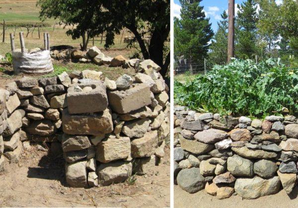 Keyhole Garden : découvrez ce potager autosuffisant en permaculture
