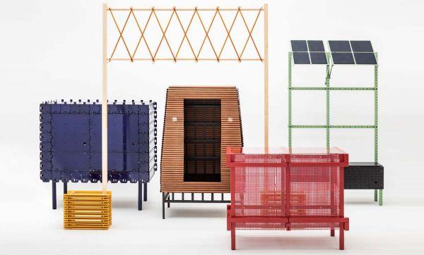 Plus besoin de payer l'électricité avec ces meubles solaires