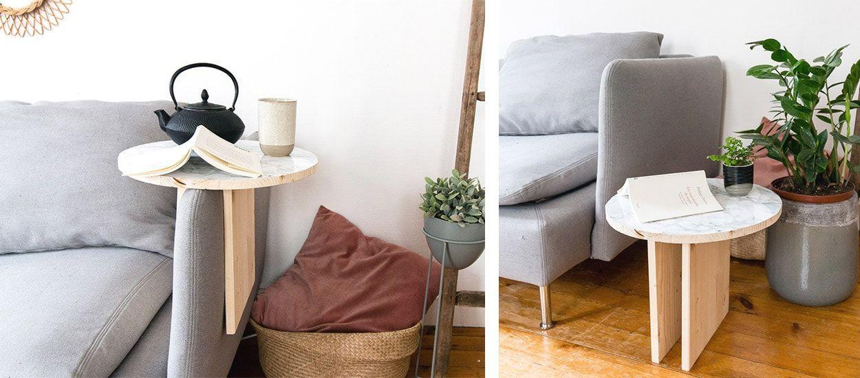 Tuto : Fabriquez une tablette deux en un pour votre salon