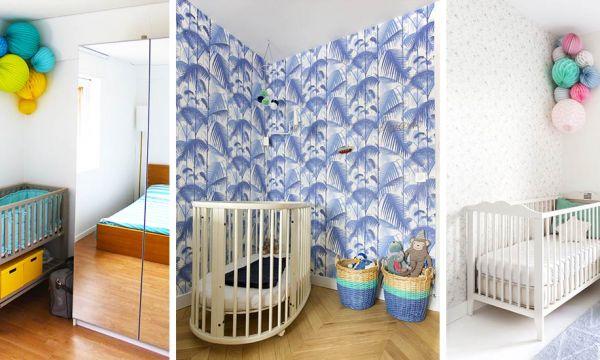 Conseils de pros pour aménager un coin bébé dans la chambre parentale