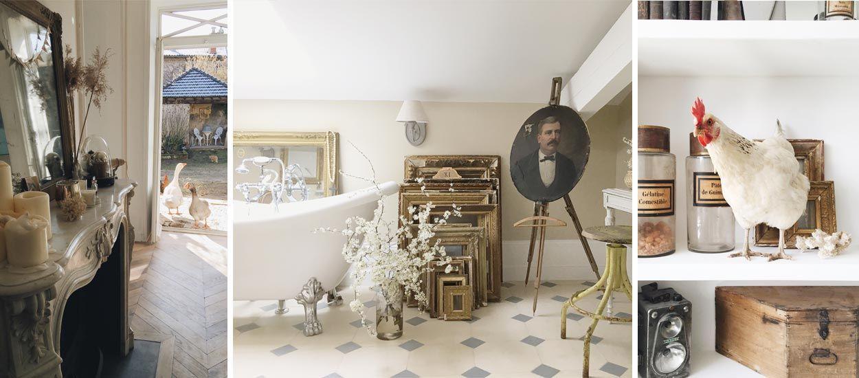 Découvrez la Maison du Pati, ancienne demeure de chiffonniers sublimée par Maéva et Denis