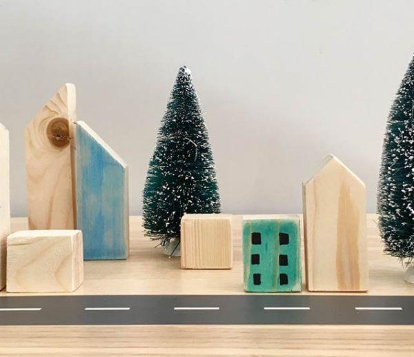 Tuto : Fabriquez des jouets en bois pour moins de 5 euros