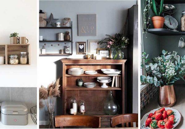 meubles cuisines 15 idées de rangements pratiques et tendance