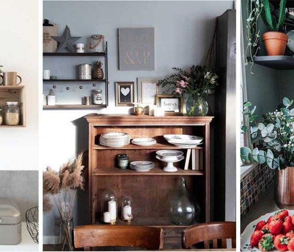 15 idées de rangement tendance pour aménager votre cuisine
