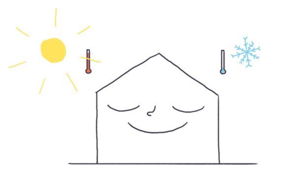 Maison : adoptez la passive attitude