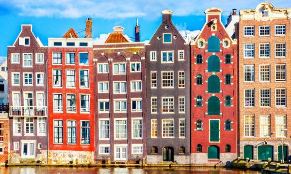 Pourquoi toutes les maisons d'Amsterdam penchent et autres questions fondamentales