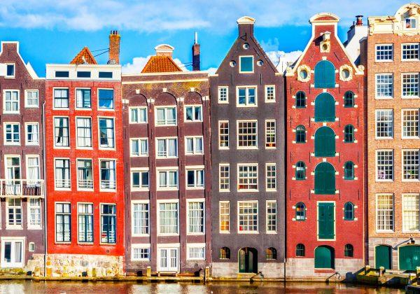 Maisons insolites à Amsterdam et autres anecdotes pour briller en ...