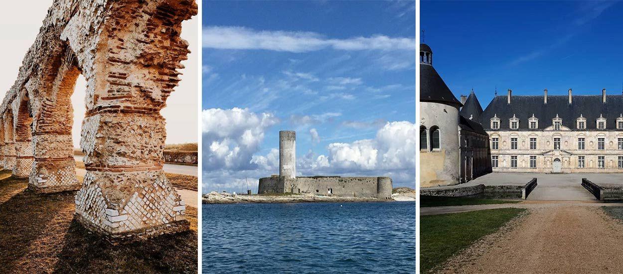 Voici les 18 monuments qui seront rénovés grâce au loto du patrimoine de Stéphane Bern