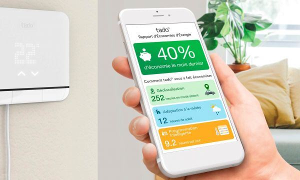 Ce thermostat connecté à votre climatiseur vous permet d'économiser jusqu'à 40% d'énergie