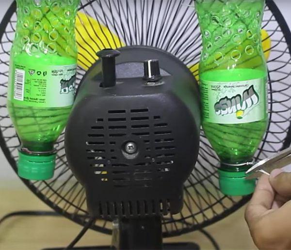 10 tutos vidéo pour fabriquer une climatisation sans se ruiner