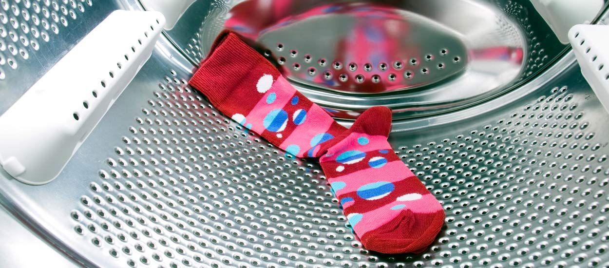 Comment ne plus jamais perdre aucune chaussette quand on les passe à la machine à laver ?