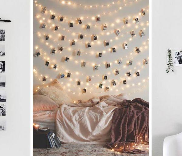 17 DIY pour accrocher ses Polaroids au mur de façon originale et créative