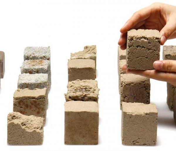 Ils inventent un nouveau béton pour faire face à la pénurie de sable