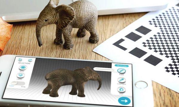 Dupliquez à l'infini les figurines de vos enfants grâce à cette appli