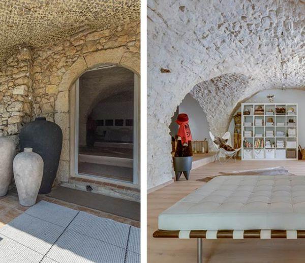Cette ancienne bergerie du 19ème siècle a été transformée en un loft ultramoderne