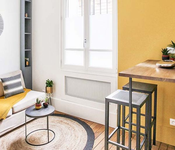 9 conseils de pro pour rendre un appartement en rez-de-chaussée lumineux