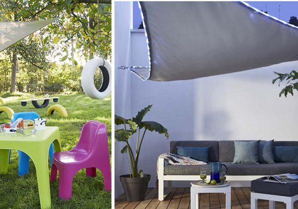 Conseils Pour Installer Une Toile D Ombrage Dans Le Jardin