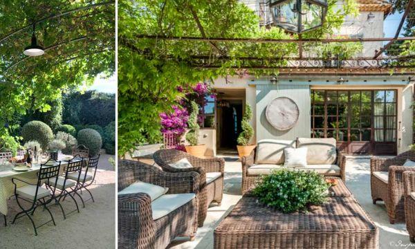 Créez un coin de paradis dans votre jardin avec une pergola végétalisée
