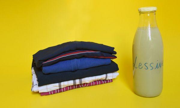 Tuto zéro déchet : Recette de lessive écolo pour 5 euros