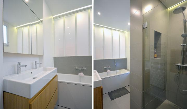 Gain de place : Comment aménager une petite salle de bains ...