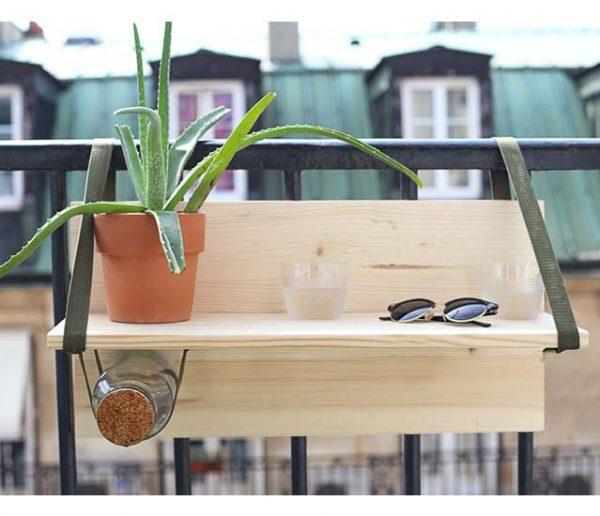 Tuto : Créez votre balcon bar pour profiter de l'été