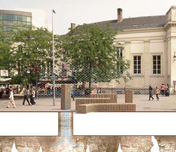Canicule : deux solutions ingénieuses pour rafraîchir la ville