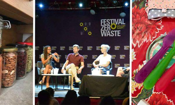 4 idées reçues sur le zéro déchet démenties par le Festival Zéro Waste