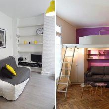 19 idées d'aménagement piquées à des appartements de 20m2 super optimisés !