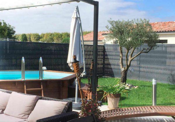prix piscine hors sol Le Plessis-Bouchard