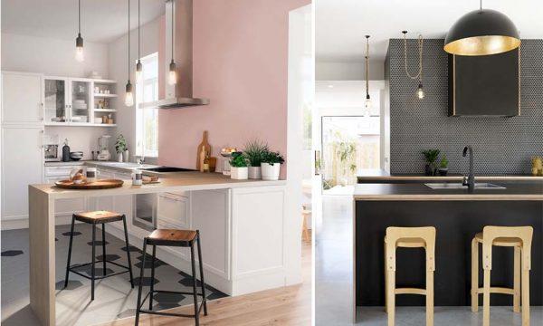 Tendance : quelles couleurs choisir pour sa cuisine ?