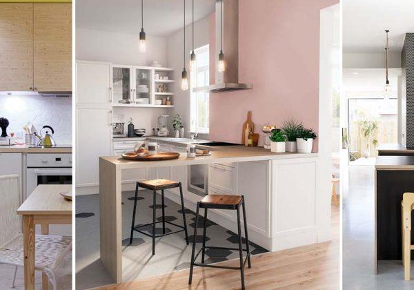 peindre une cuisine. Black Bedroom Furniture Sets. Home Design Ideas