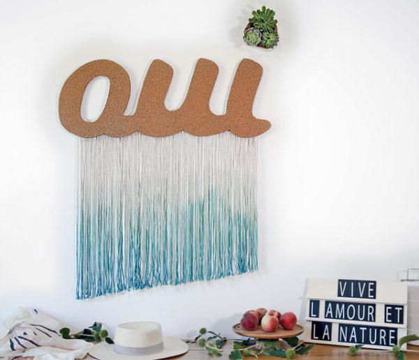 Tuto : Un joli photobooth bohème, la bonne idée pour un mariage tendance