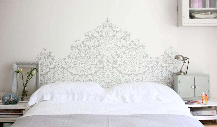 Décoration : 25 idées de têtes de lit originales ou à faire soi-même