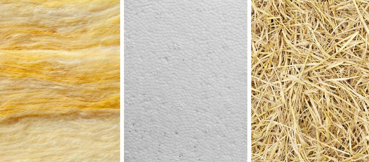Connaissez-vous les différents types d'isolants pour votre maison ?