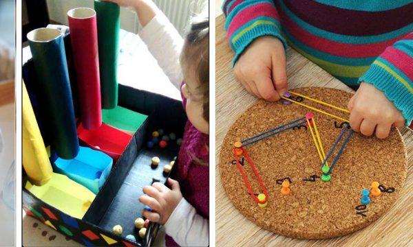 20 jeux et activités Montessori à faire avec vos enfants à la maison