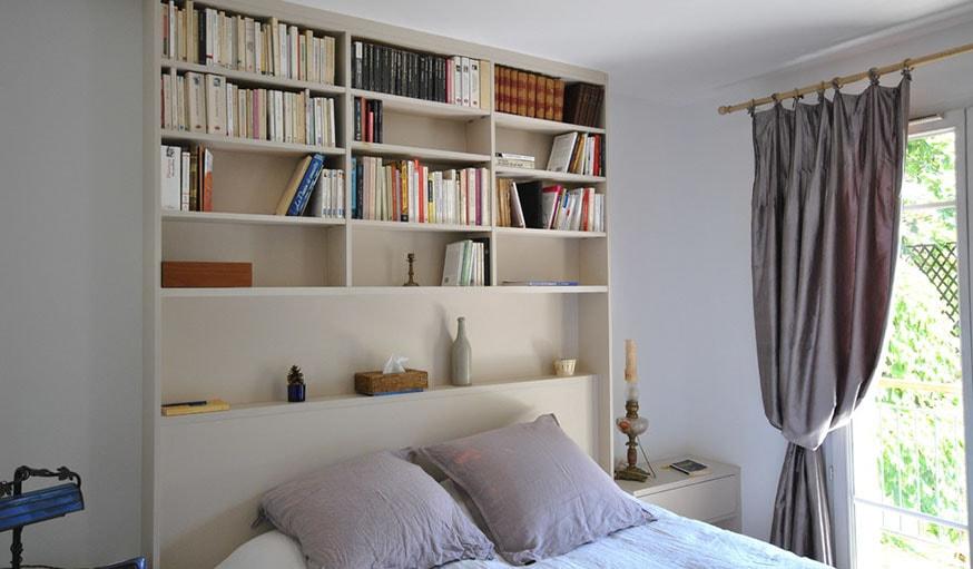 d coration 25 id es de t tes de lit originales ou faire soi m me. Black Bedroom Furniture Sets. Home Design Ideas
