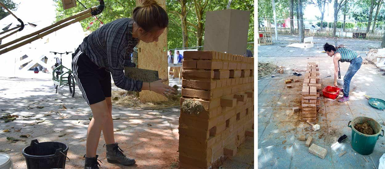 Les Bâtisseuses : ce collectif formidable replace les femmes au cœur de la construction écologique