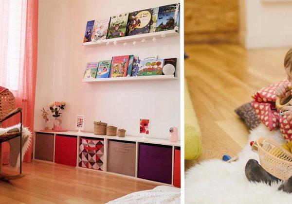 Comment aménager une chambre bébé Montessori ? 1 an, 2 ans ...