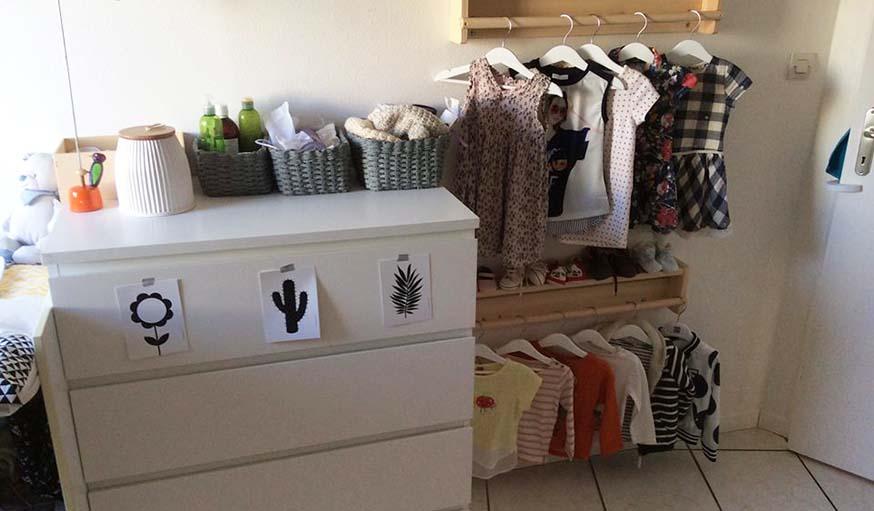 Comment Aménager Une Chambre Bébé Montessori 1 An 2 Ans 3 Ans Et