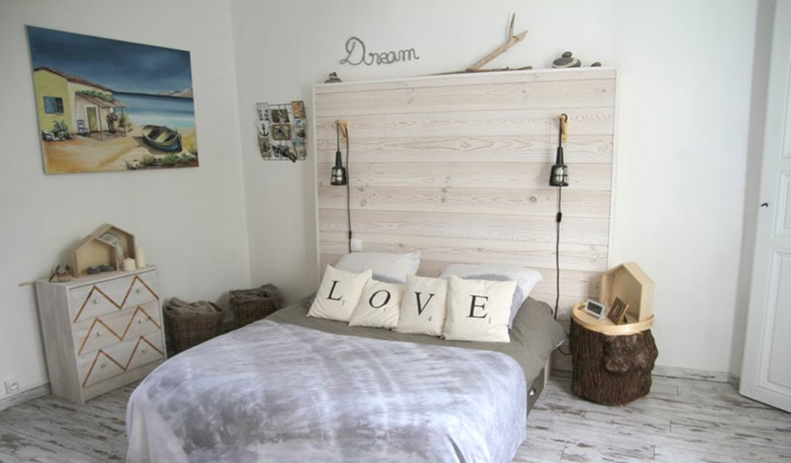 Decoration 25 Idees De Tetes De Lit Originales Ou A Faire Soi Meme