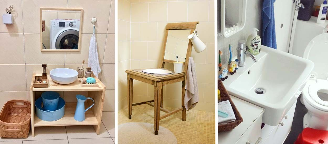 Comment aménager une salle de bains Montessori pour votre enfant ?