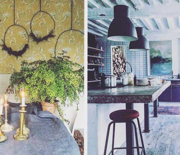 10 idées déco et astuces récup' à picorer dans la magnifique maison normande de Lilou
