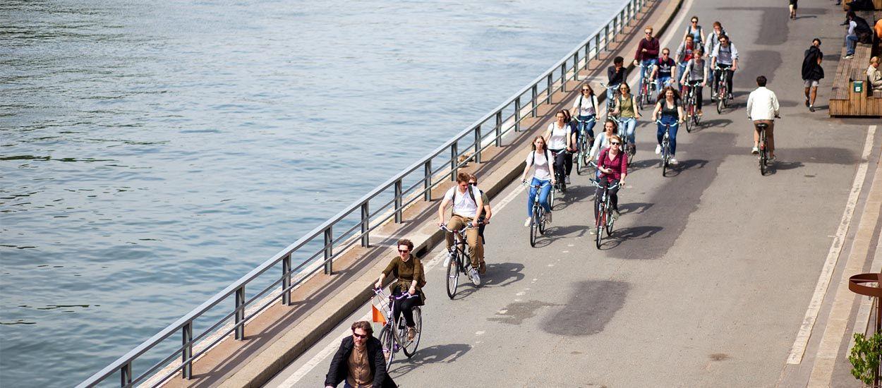 À quoi ressemblera la ville de 2050, entièrement pensée pour les cyclistes et les piétons ?