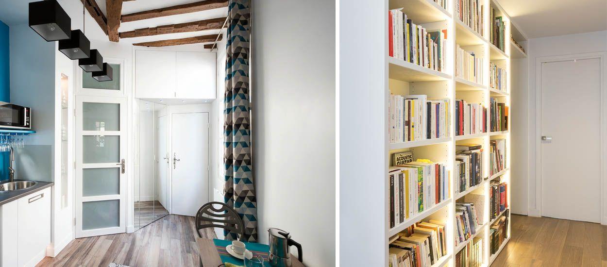 Avant / Après : 7 idées déco pour aménager une entrée accueillante chez-soi