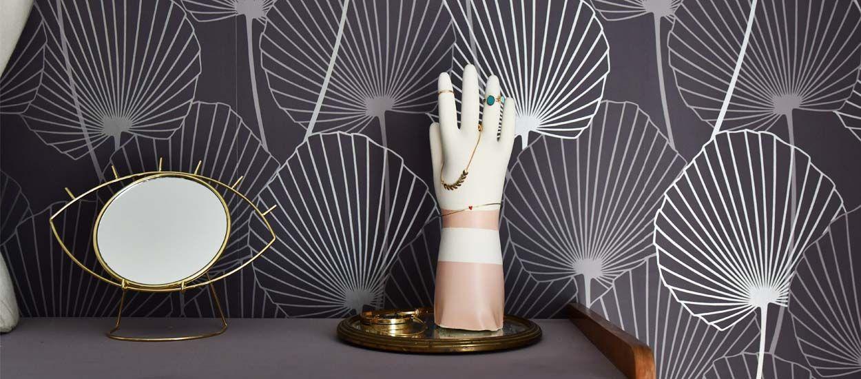 Tuto : Pour moins de 15 euros, fabriquez une main porte-bijoux effet vintage !